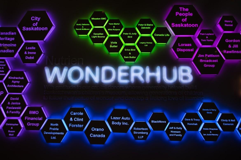 Nutrien Wonderhub, children's museum Saskatoon