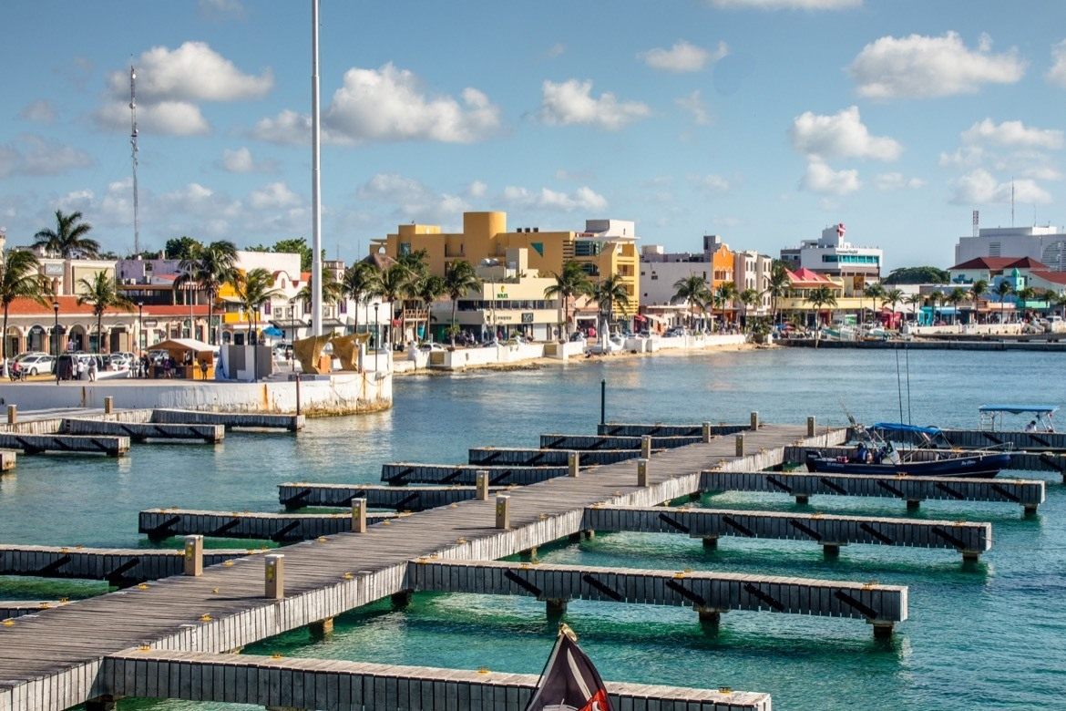 One Ocean Expeditions cruise in Cozumel, Mexico