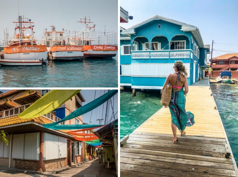 One Ocean Expeditions cruise in Guanaja, Honduras