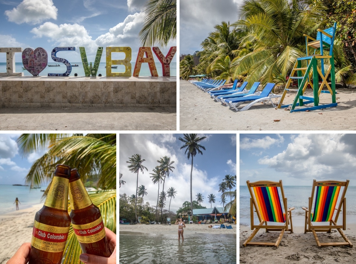 South West Bay, Providencia, Colombia