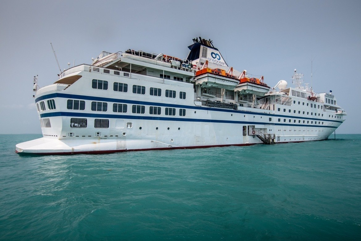 The One Ocean Expeditions ship, RCGS Resolute