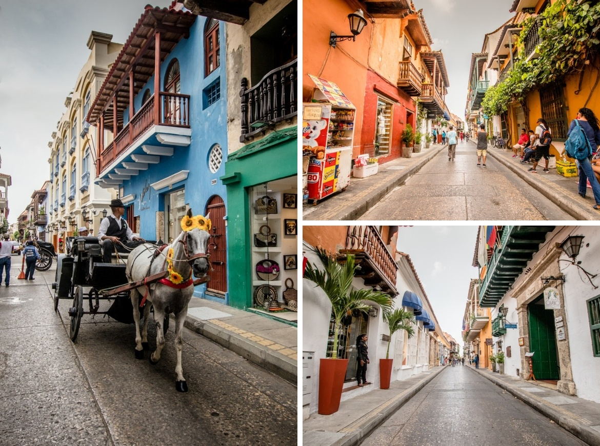 One Ocean Expeditions cruise in Colombia