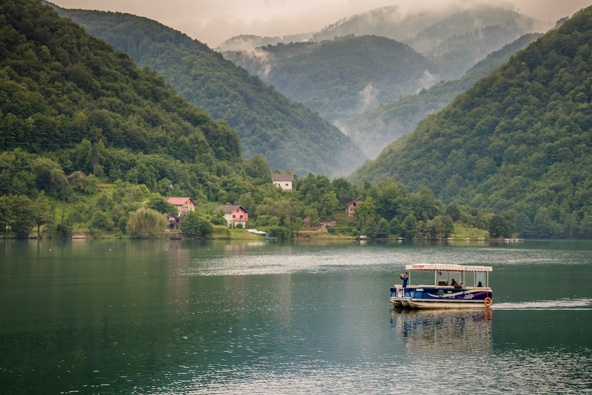 Jajce is one of the best places to visit in Bosnia