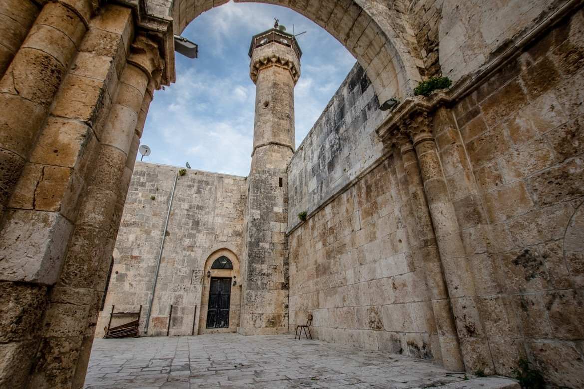 Visting John the Baptist's tomb in Sebastia is one of the top things to do in Palestine