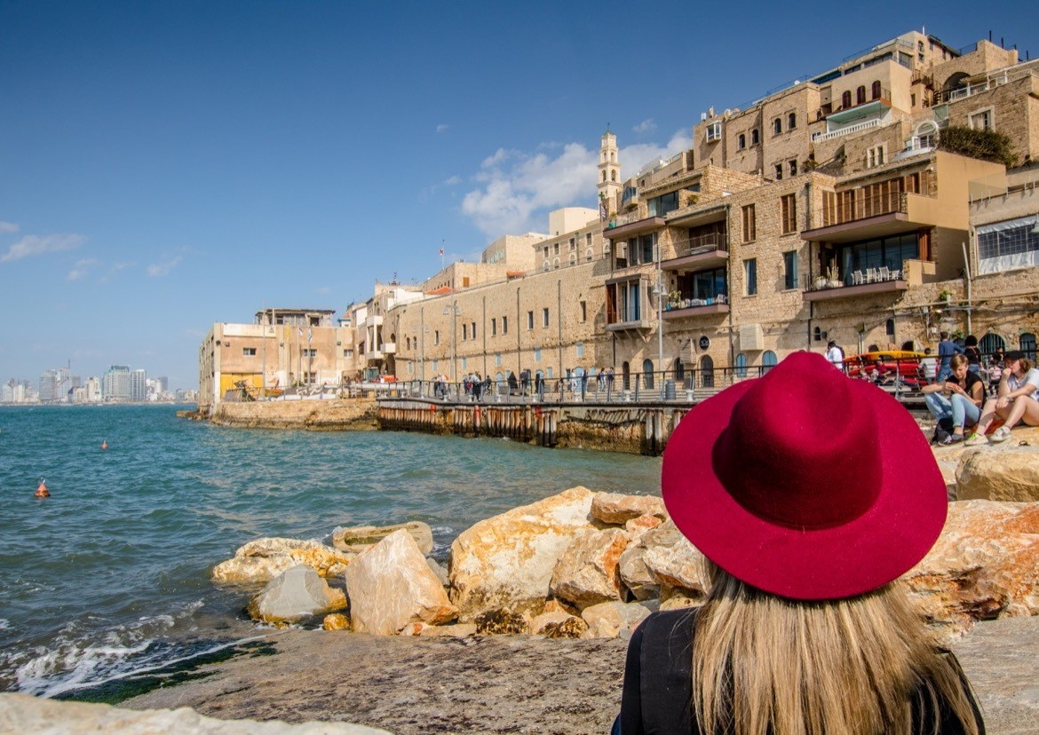 Jaffa Port should be on your Tel Aviv itinerary