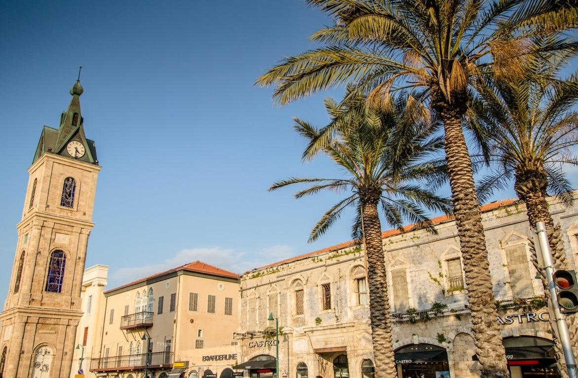 Jaffa is a must-do on your Tel Aviv itinerary