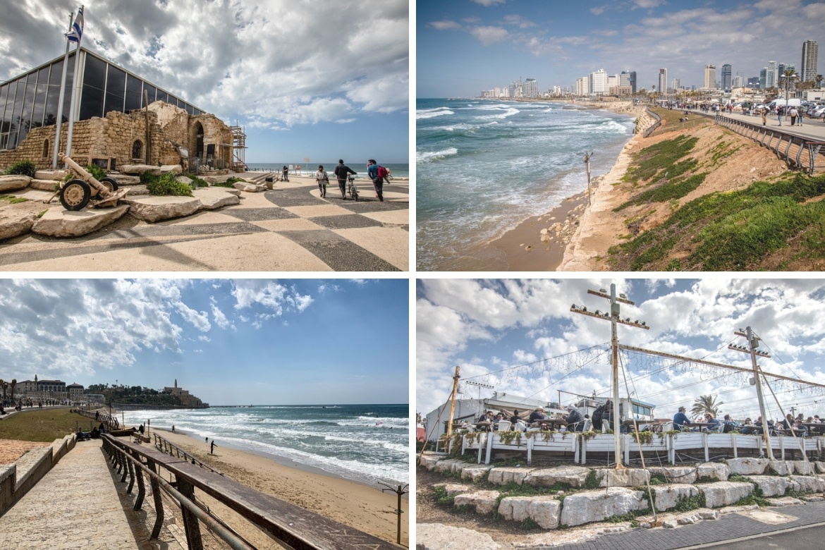 Visiting the best beaches needs to be on your Tel Aviv itinerary