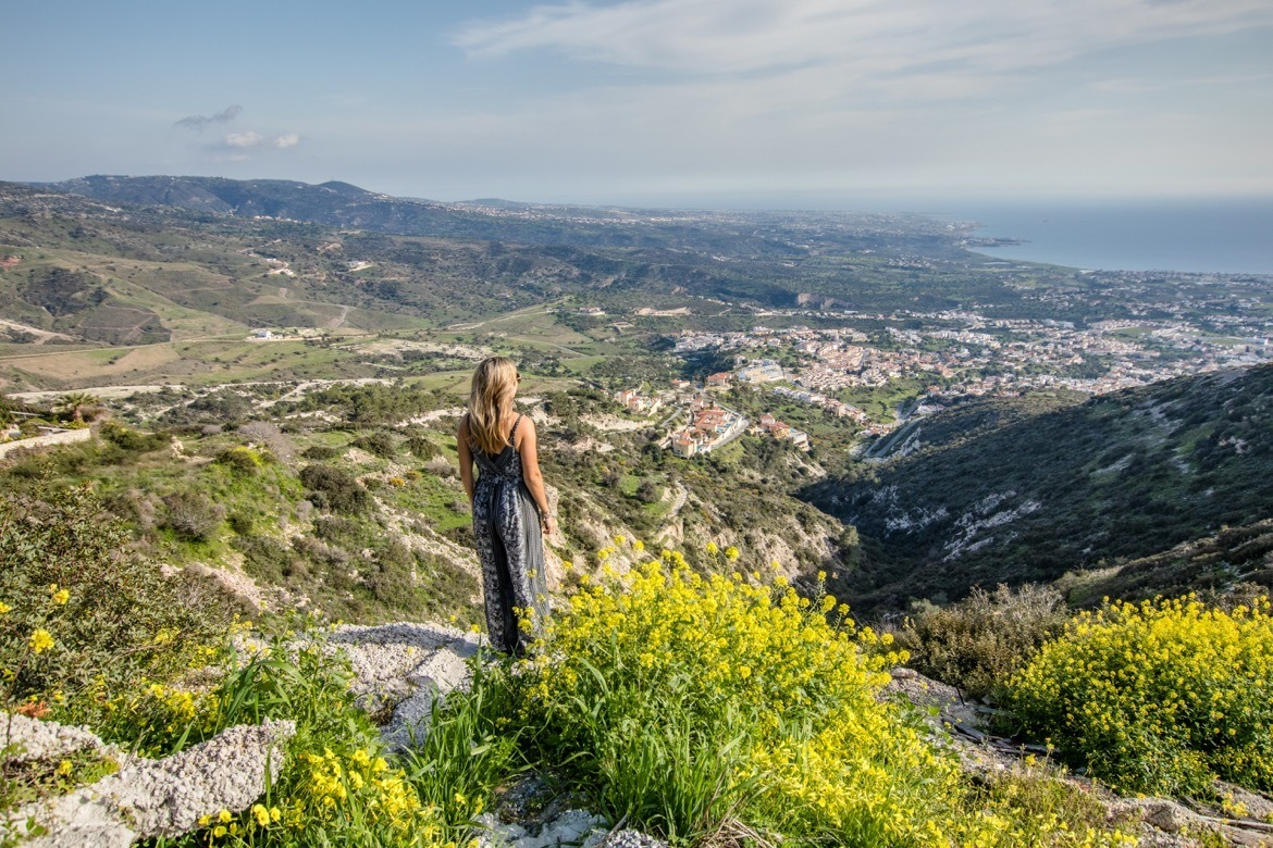 Pano Lefkara is one of the best Cyprus day trips