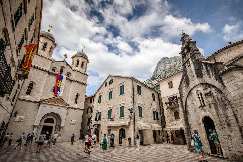 Stari Grad in Kotor, Montenegro