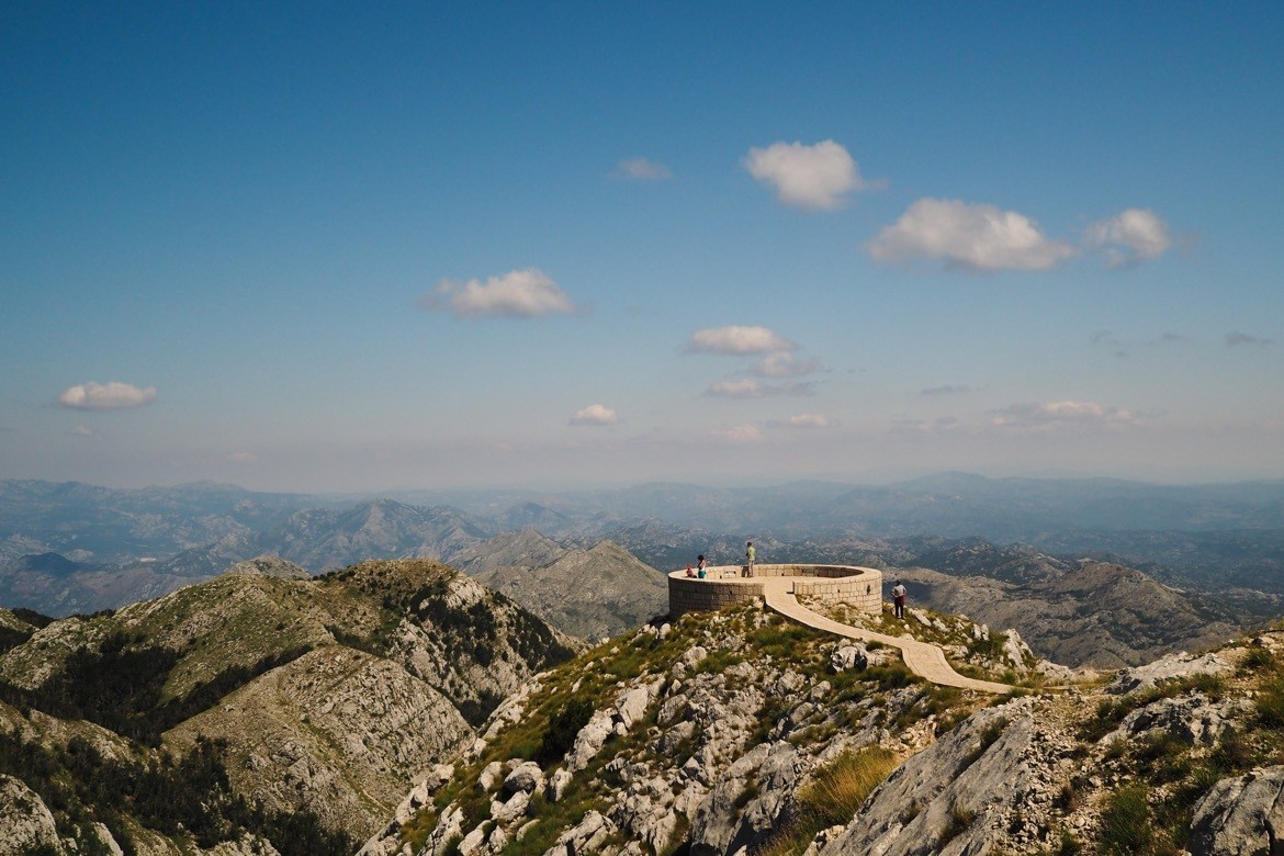 The most beautiful places to visit on a Montenegro road trip