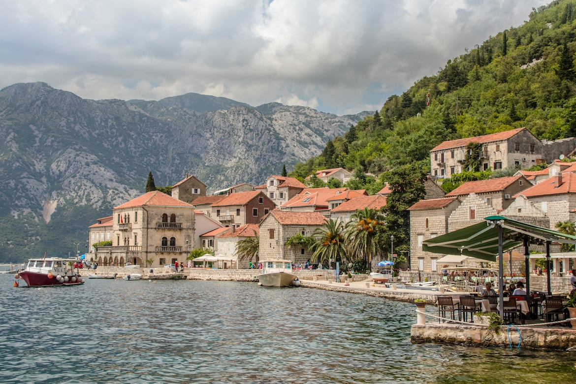 A day trip to Perast is one of the best things to do in Kotor, Montenegro