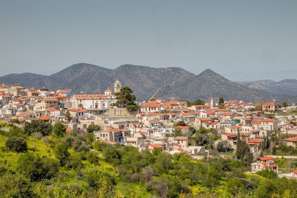 Pano Lefkara is one of the best places to visit in Cyprus