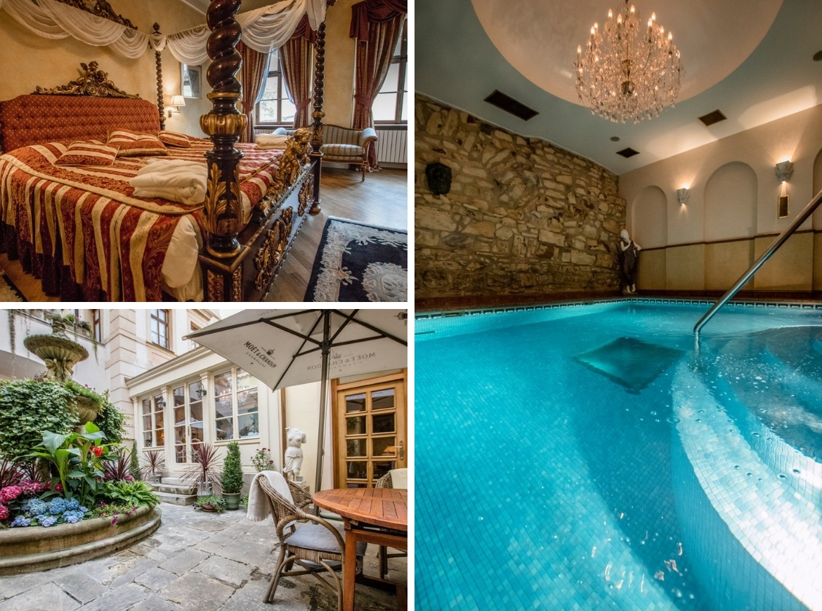 The Alchymist Grand Hotel and Spa in Prague