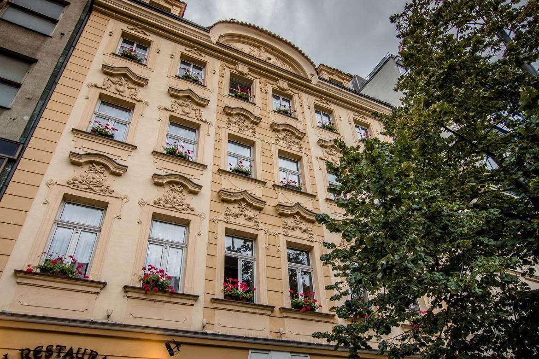 Adria Hotel in Prague