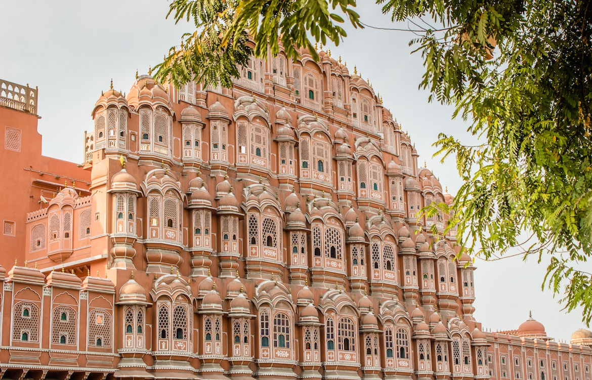 Hawa Mahal is one of the best places to visit on a Jaipur itinerary