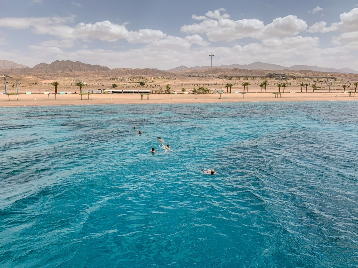Sailing in the Red Sea is one of the best things to do in Aqaba, Jordan