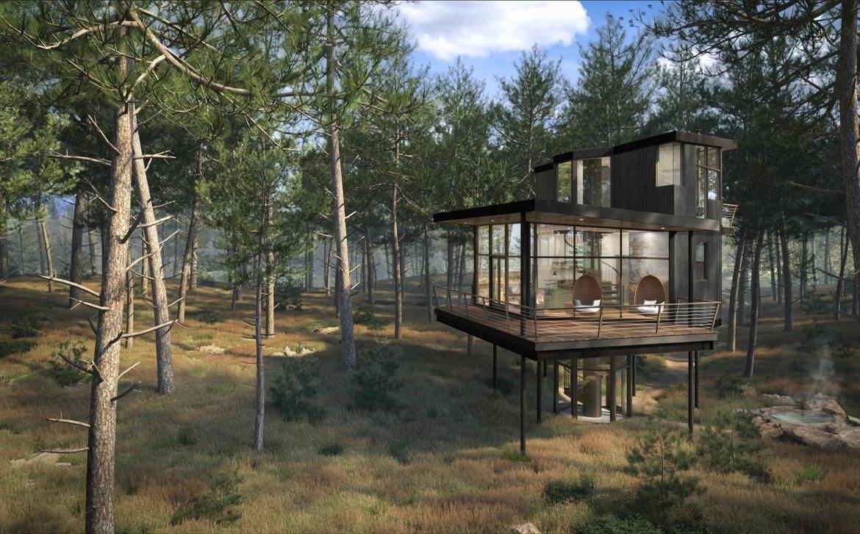 The Tree Haus at Green O