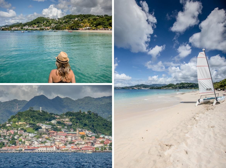 The island of Grenada