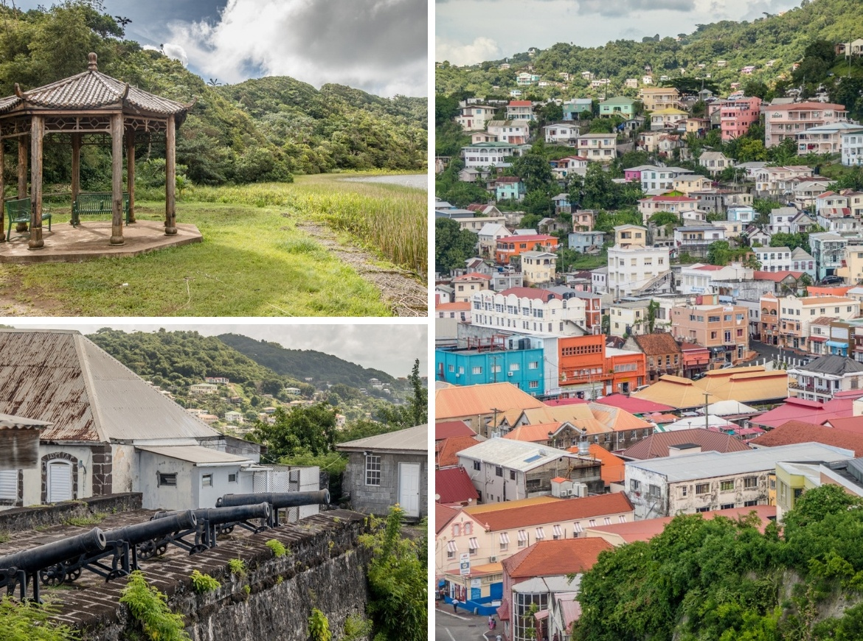 Exploring the island of Grenada
