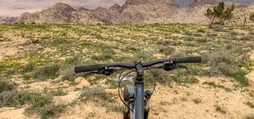 Cycling the Jordan Bike Trail