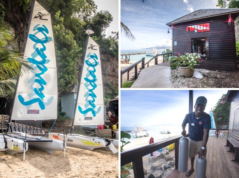 Water Sports at Sandals Grenada