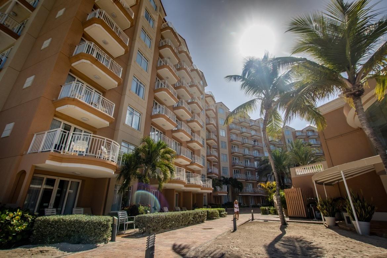 The accommodations at Divi Aruba Phoenix