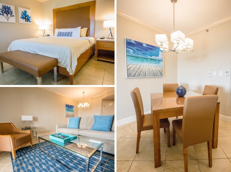 Rooms at Divi Village in Aruba