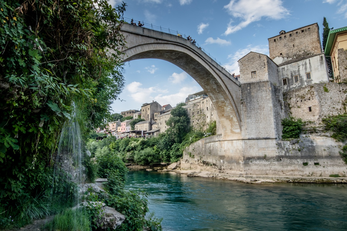 Seeing Stari Most is one of best things to do in Mostar, Bosnia and Herzegovina