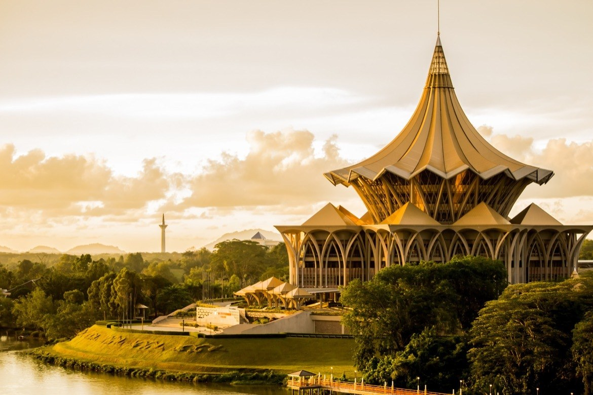 Things to do in Kuching, Borneo, Malaysia