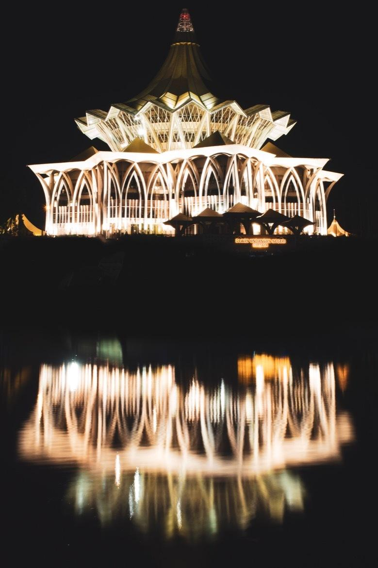 The best things to do in Kuching at night