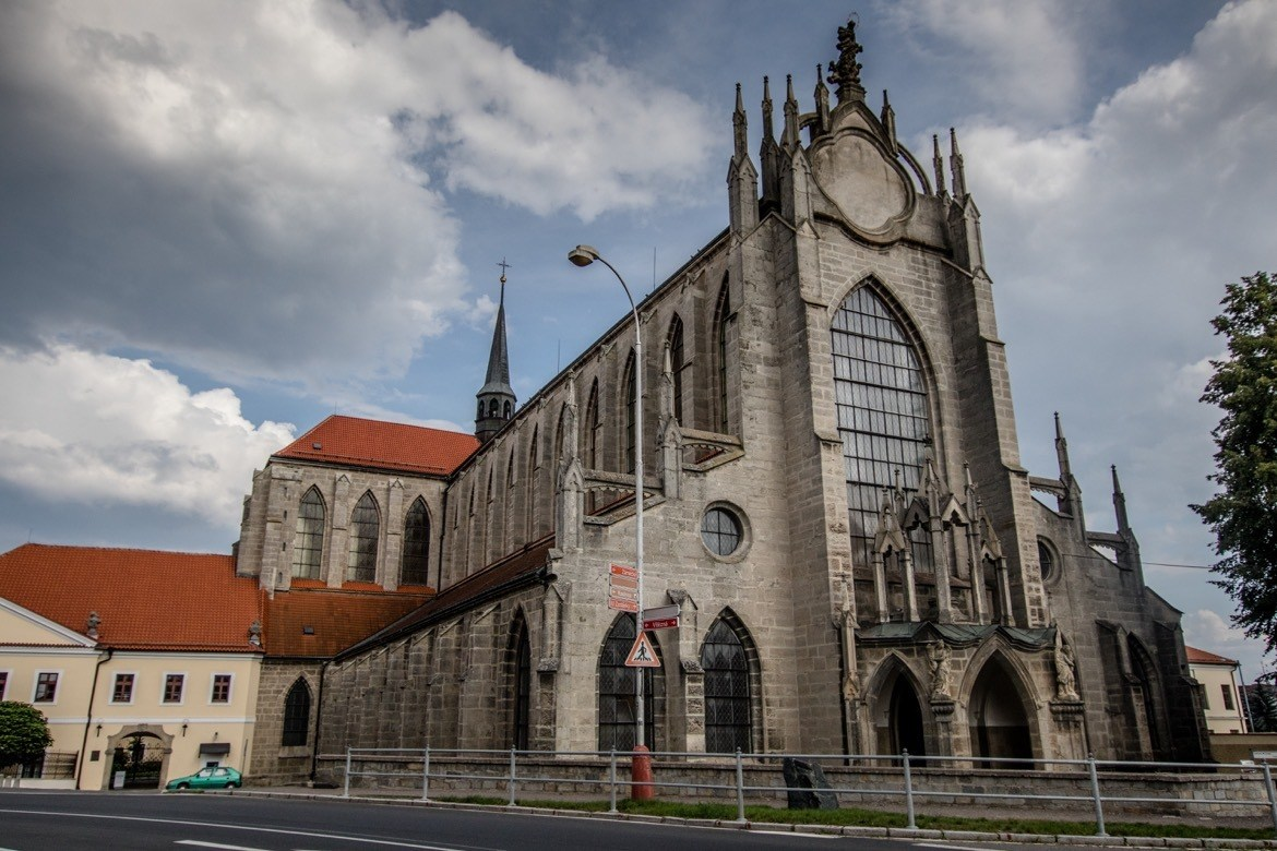 St. Barbara's Cathedral is one of the best things to do in Kutna Hora