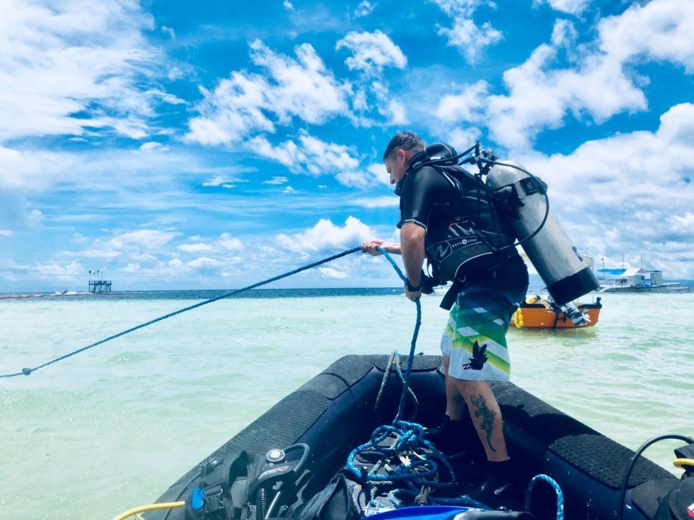 Philippines-Bohol-diving