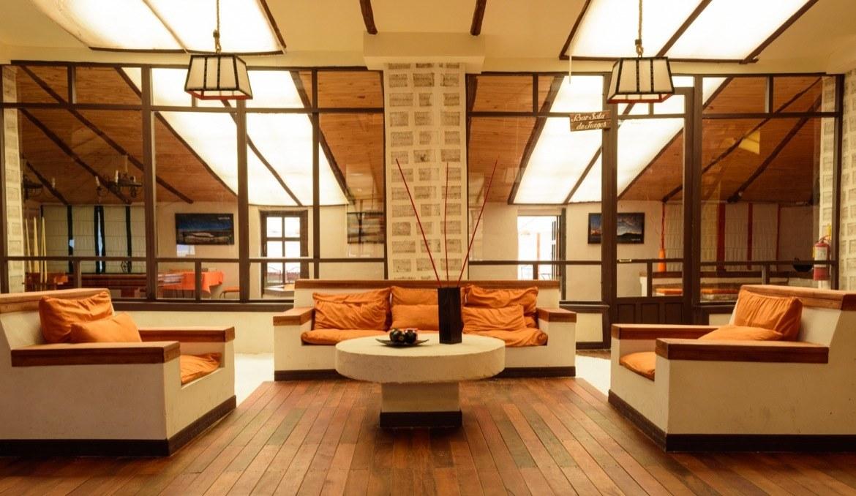 Palacio de Sal, salt hotel in Bolivia