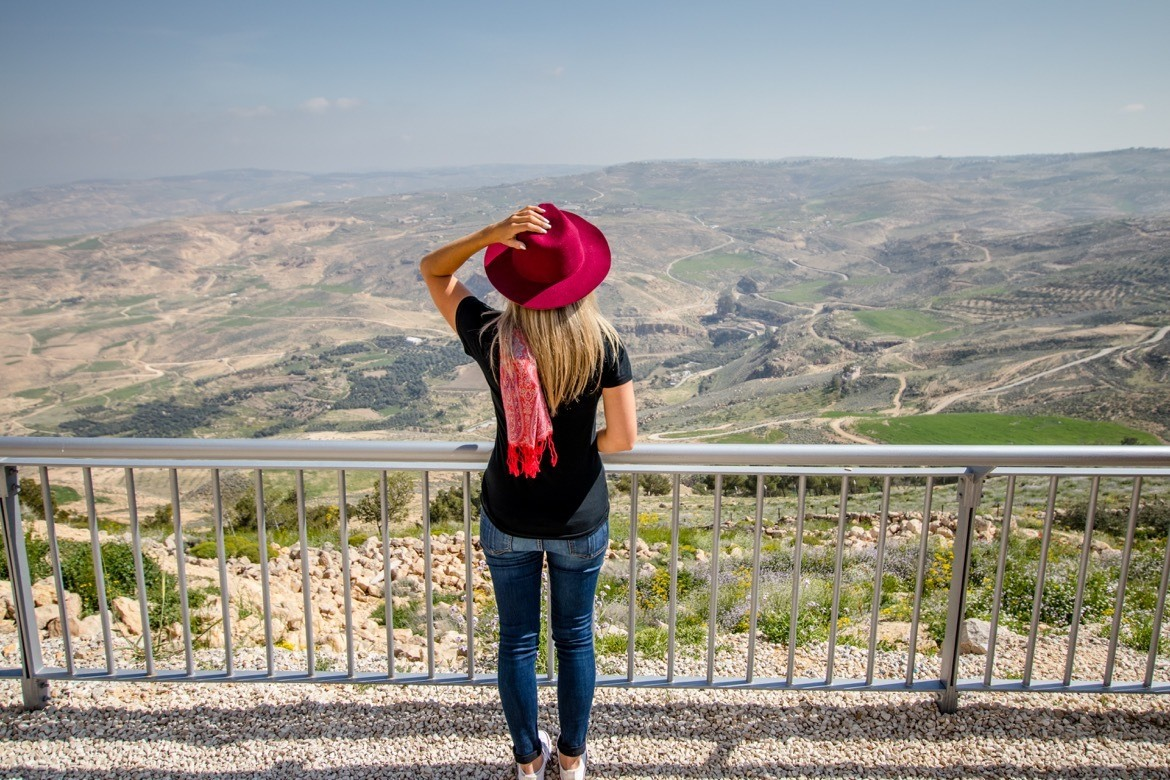 Mount Nebo is one of the best places to visit in Jordan