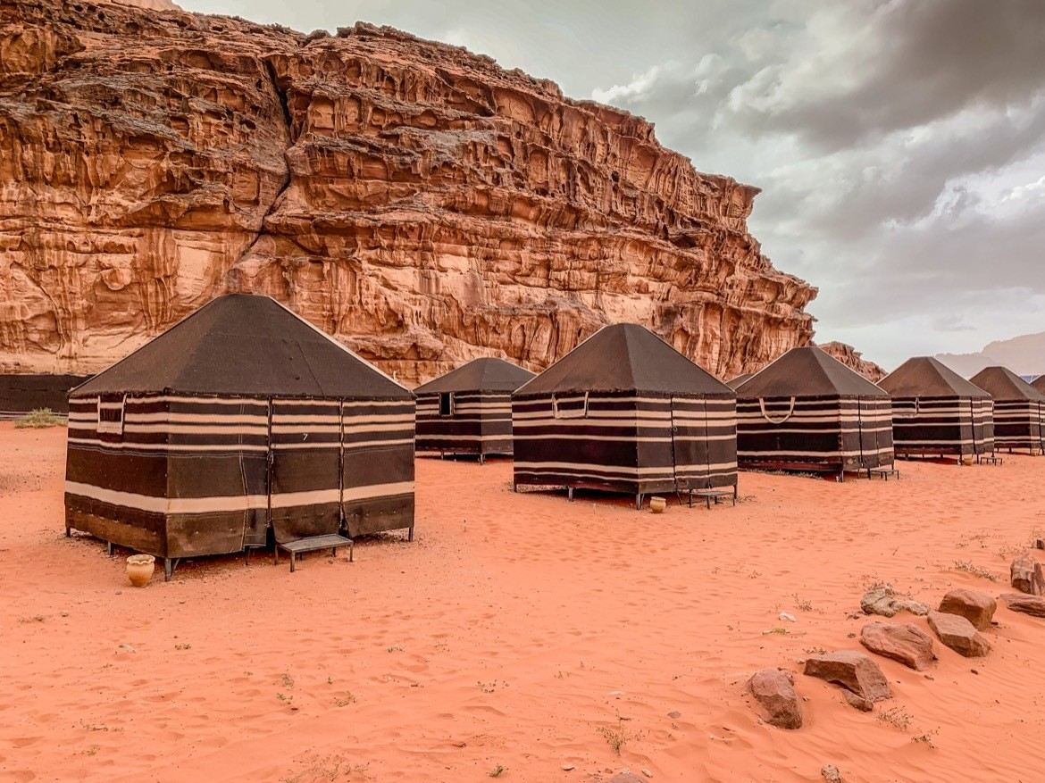 Wadi Rum is one of the best places to visit in Jordan