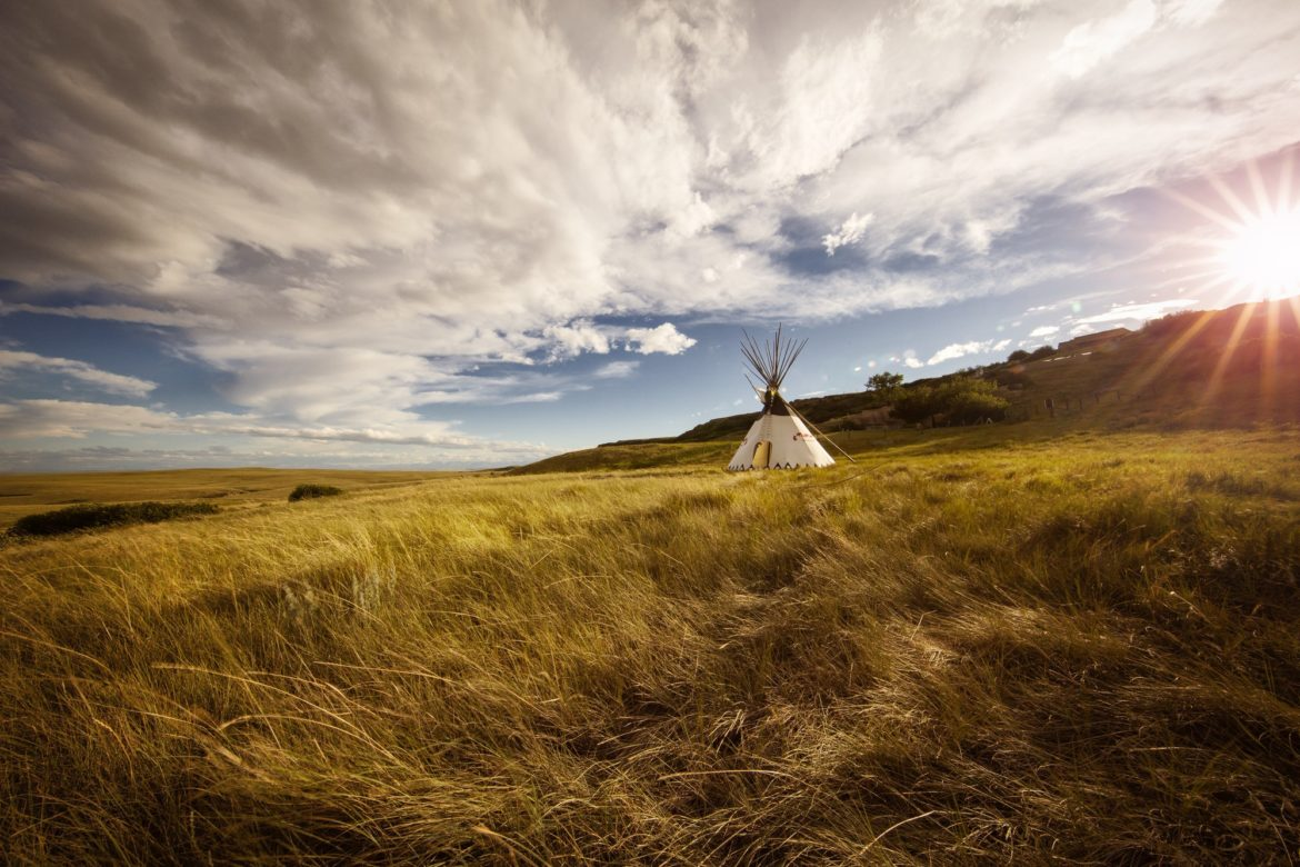 Head Smashed in Buffalo Jump is one of the best day trips from Calgary