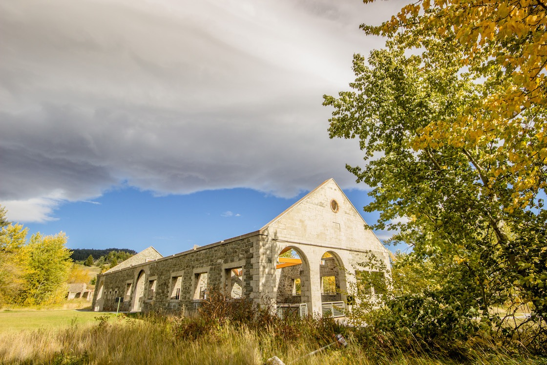 Leitch Collieries Provincial Historic Site is one of the best day trips from Calgary