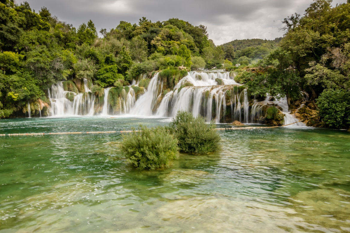 Krka National Park, Croatia waterfalls