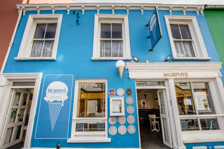 Murphy's Ice Cream, things to do in Dingle Ireland