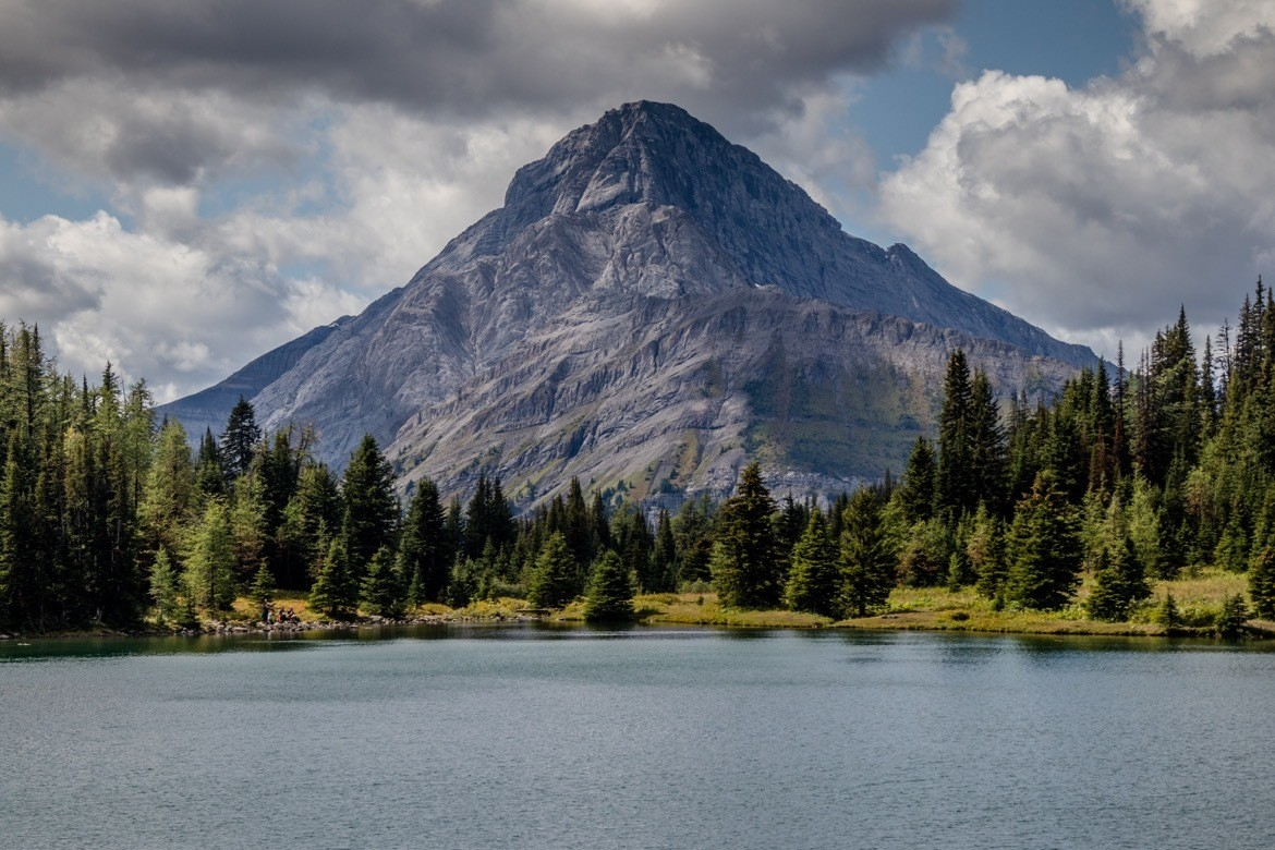 Chester Lake is one of the best Kananaskis hikes