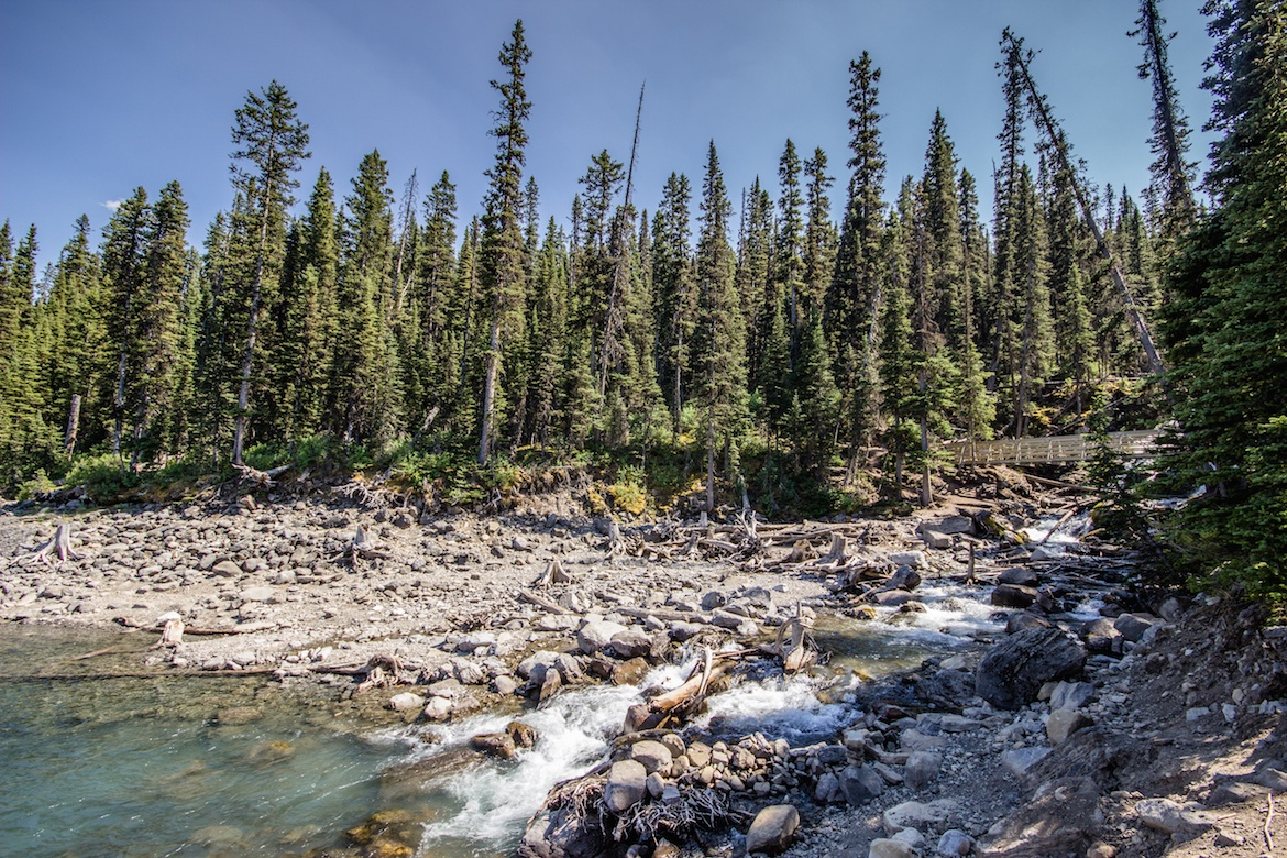 Rawson Lake is one of the best hikes in Kananaskis