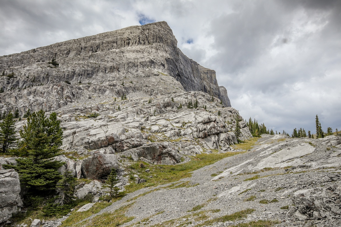 West Wind Pass is one of the best spots for Kananaskis hiking
