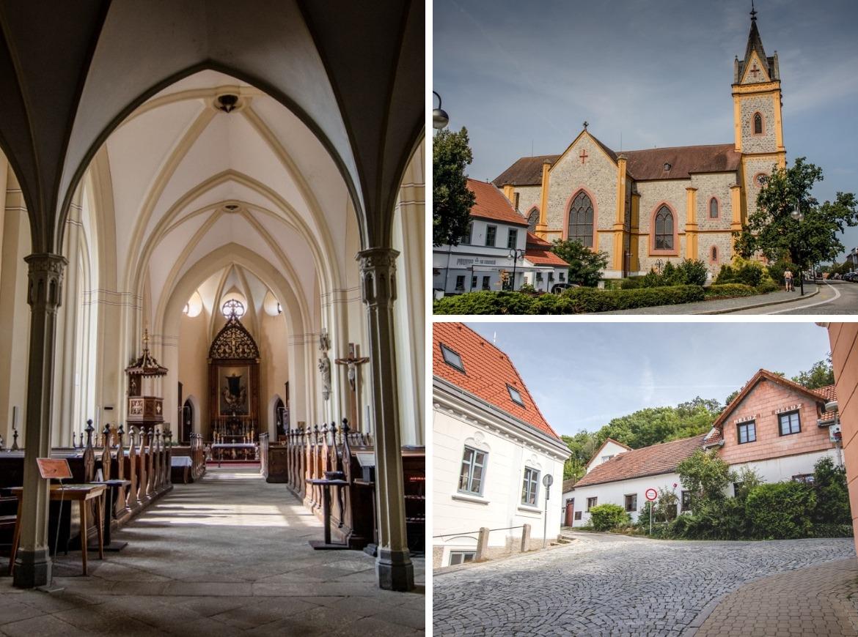 Hluboka nad Vlatvou in Czech Republic