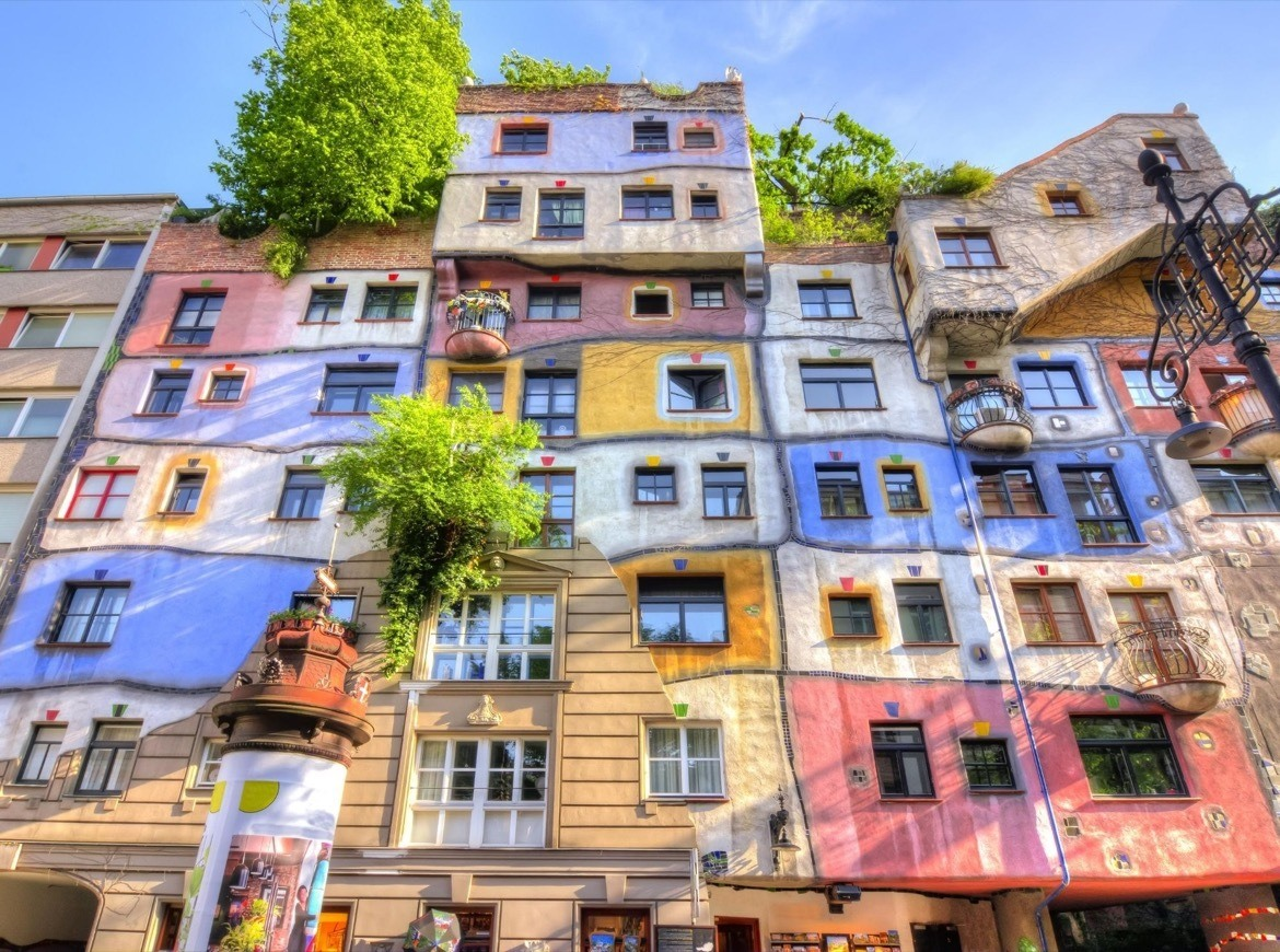 Hundertwassserhaus is one of the best things to do in Vienna