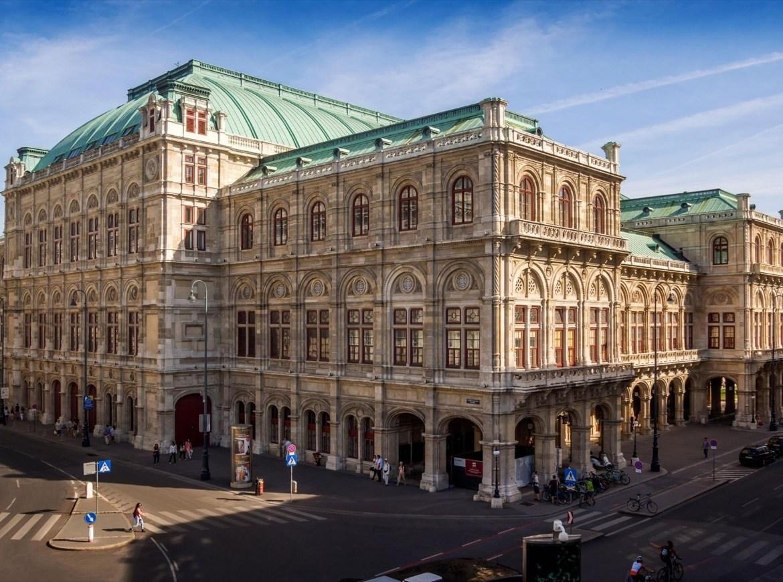The Vienna State Opera House