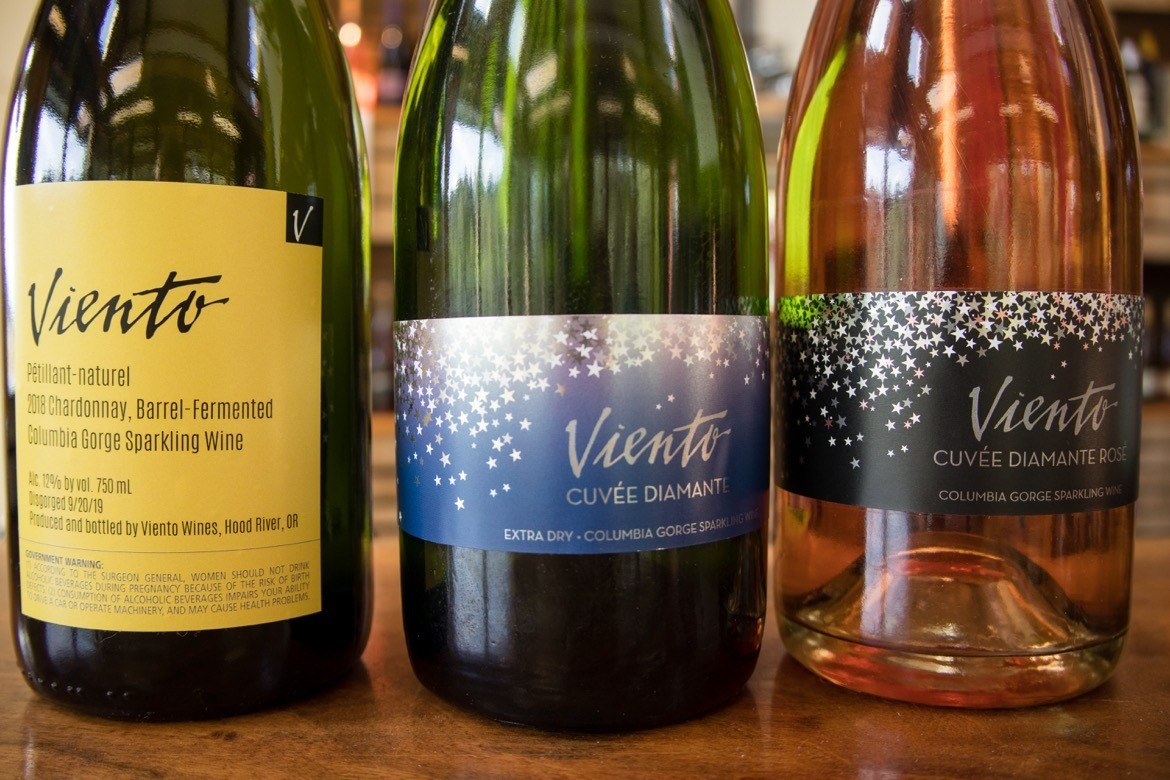 Viento is one of the best Hood River wineries