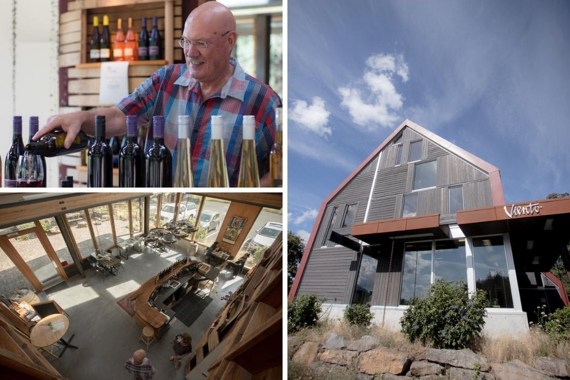 Viento Winery is one of the best Hood River wineries