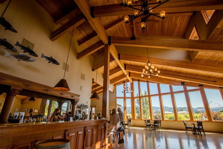 Mt Hood Winery is one of the best Hood River wineries