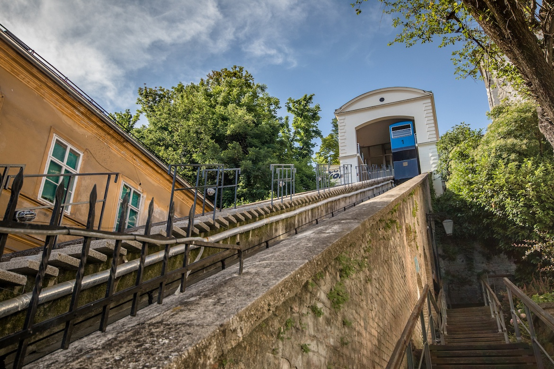 The Zagreb Funicular