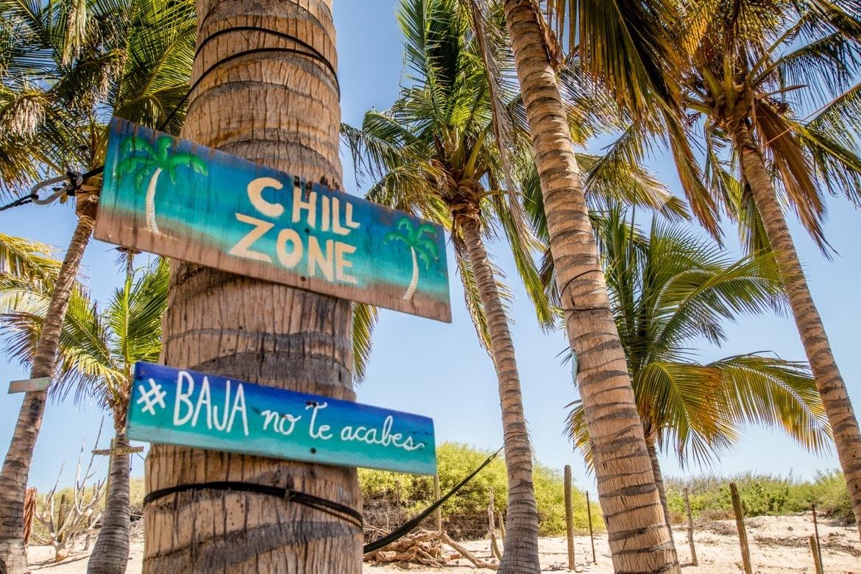 ChiloChill glamping resort in La Ventana, Mexico